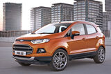 Ford Ecosport, Seitenansicht