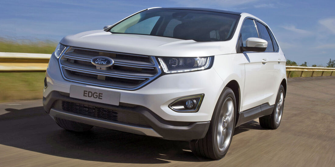 Ford Edge IAA 2015