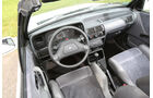 Ford Escort 1.6 XR3i Cabriolet, Cockpit