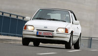 Ford Escort 1.6 XR3i Cabriolet, Frontansicht