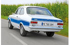 Ford Escort I RS 2000, Heckansicht