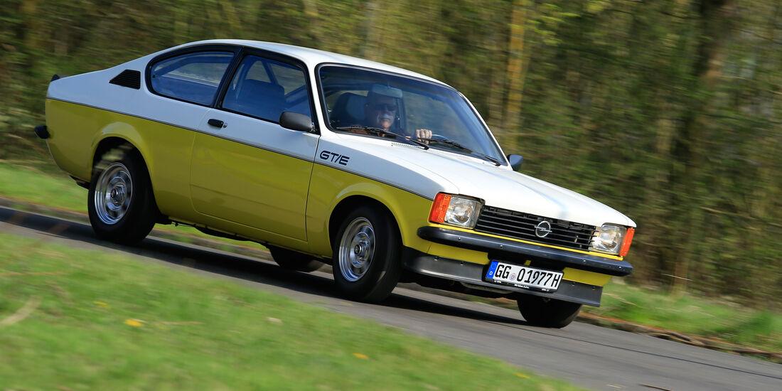 Ford Escort RS 2000, Opel Kadett GT/E, VW Golf GTI, Fahrbericht MKL0616