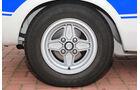 Ford Escort RS 2000, Rad, Felge