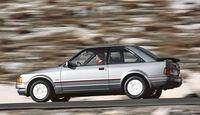 Ford Escort XR3i, Seitenansicht