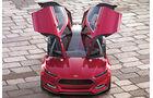 Ford Evos Concept IAA 2011