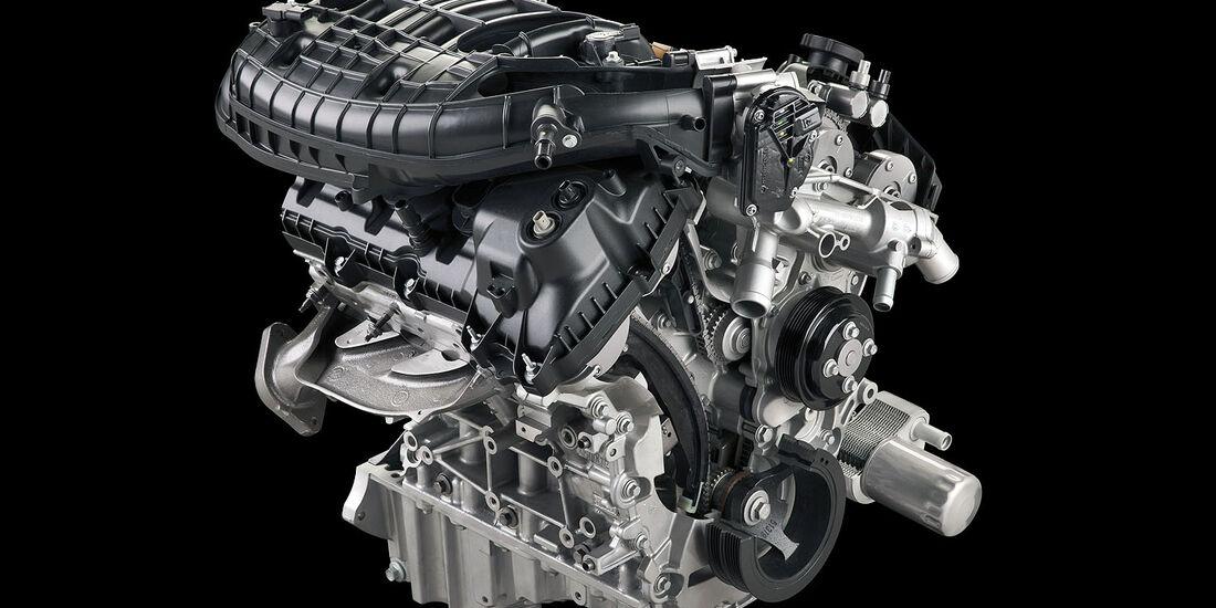 Ford F 150 3.5l V6 Motor