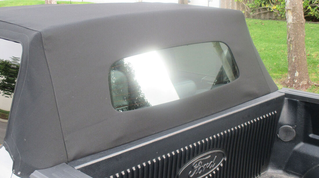 Ford F150 Pickup Cabrio von Newport Convertible Engineering