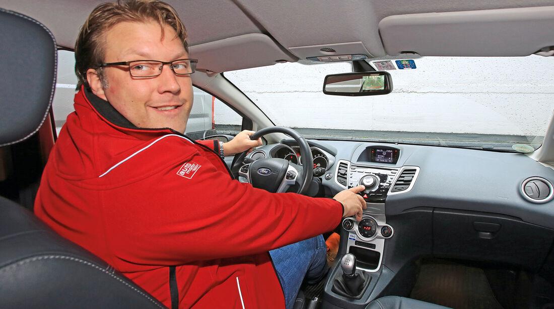 Ford Fiesta 1.4, Kai Klauder