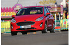 Ford Fiesta, Exterieur Front
