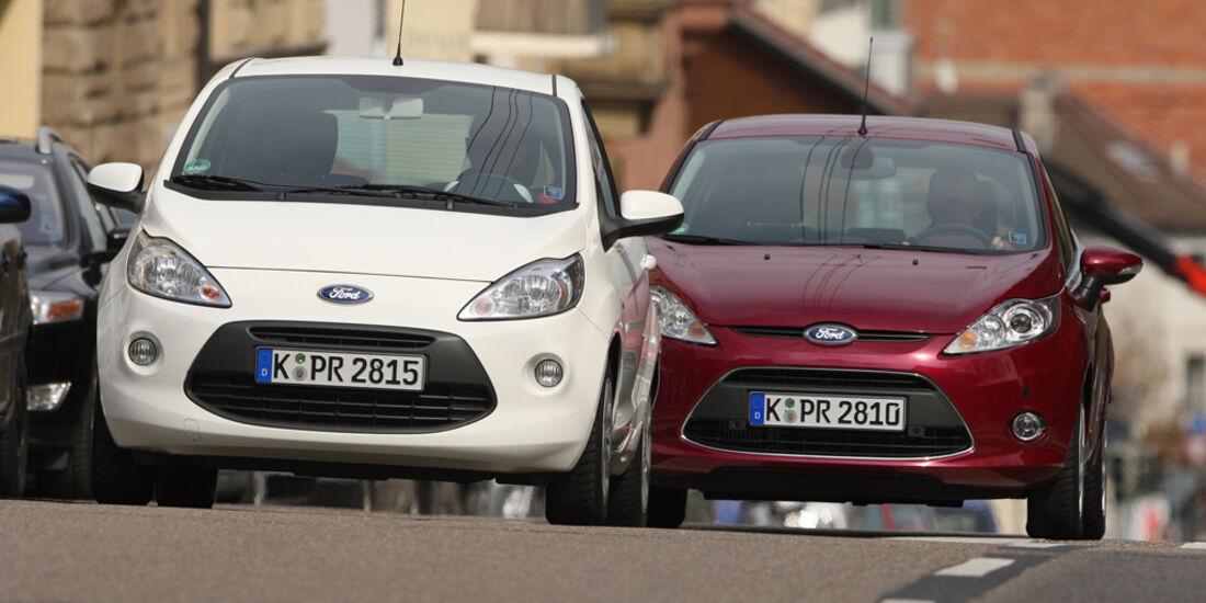 Ford Fiesta, Ford KA