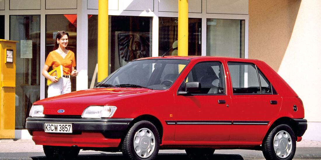 Ford Fiesta III