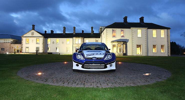 Ford Fiesta S2000 Rallye