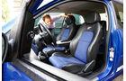 Ford Fiesta ST, Innenraum, Stühle