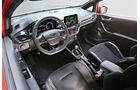 Ford Fiesta ST, Interieur