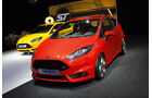 Ford Fiesta ST, Messe, Autosalon Paris 2012