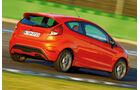 Ford Fiesta ST, Seitenansicht