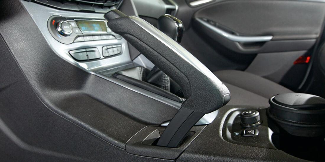 Ford Focus 1.6 ECOBOOST, Detail, Mittelkonsole, Radio