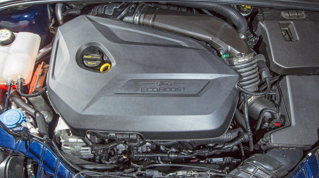 Ford Focus 1.6 Eciboost Turnier, Motor