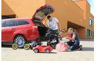Ford Focus 1.6 Ecoboost Turnier Titan, Heckklappe offen, Familie