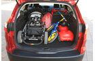 Ford Focus 1.6 Ecoboost Turnier Titan, Laderaum, Ladevolumen