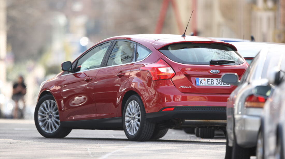 Ford Focus 1.6 Ecoboost