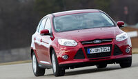 Ford Focus 2.0 TDCi, Frontansicht