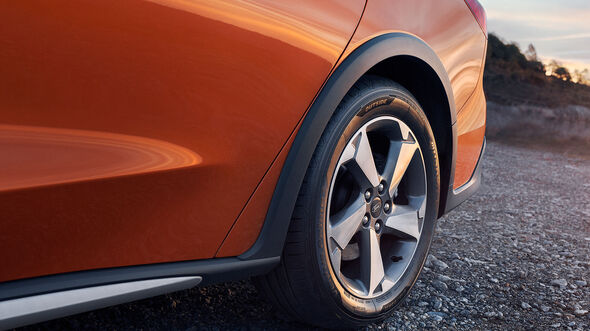 Ford Focus Active Kompakter Im Crossover Stil Auto Motor Und Sport