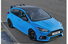 Ford Focus RS Blue & Black