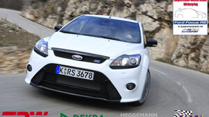 Ford Focus RS, VLN-Langstreckenmeisterschaft-Projekt 2010