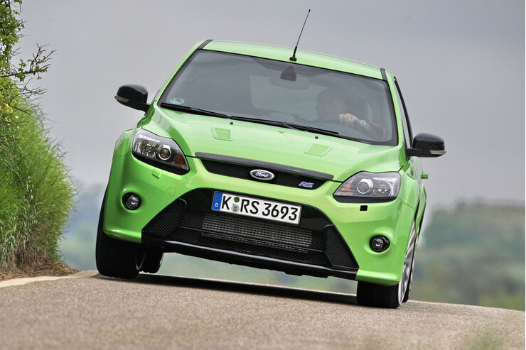 ford focus rs im test sport ford mit turbo f nfzylinder und 305 ps auto motor und sport. Black Bedroom Furniture Sets. Home Design Ideas