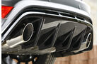 Ford Focus RS500 Auspuff