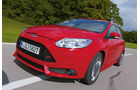Ford Focus ST, Frontansicht
