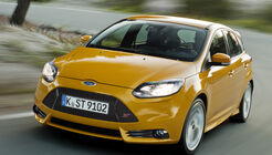 Ford Focus ST, Interieur
