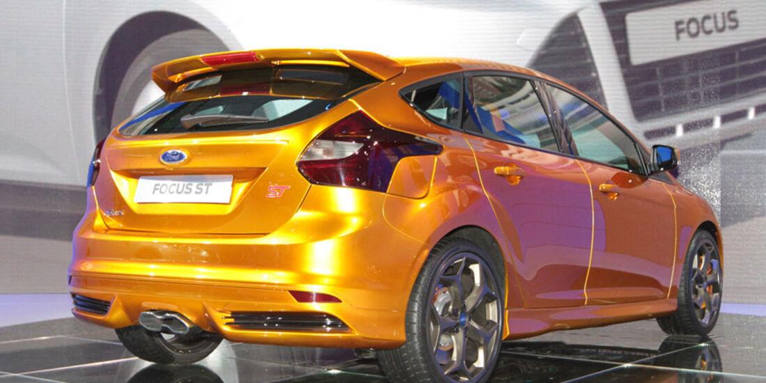 Ford Focus ST Paris 2010