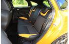 Ford Focus ST, Rücksitz