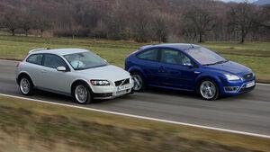 Ford Focus ST, Volvo C30 T5