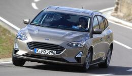 Ford Focus Turnier 1.5 EcoBoost, Exterieur