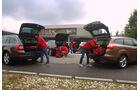 Ford Focus Turnier, Kia Cee'd SW, Peugeot 308 SW, Skoda Octavia Combi,