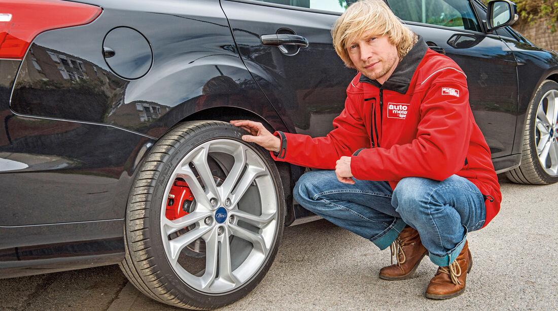 Ford Focus Turnier ST, Rad, Felge
