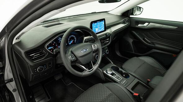 Ford Focus Turnier Vignale (2018)