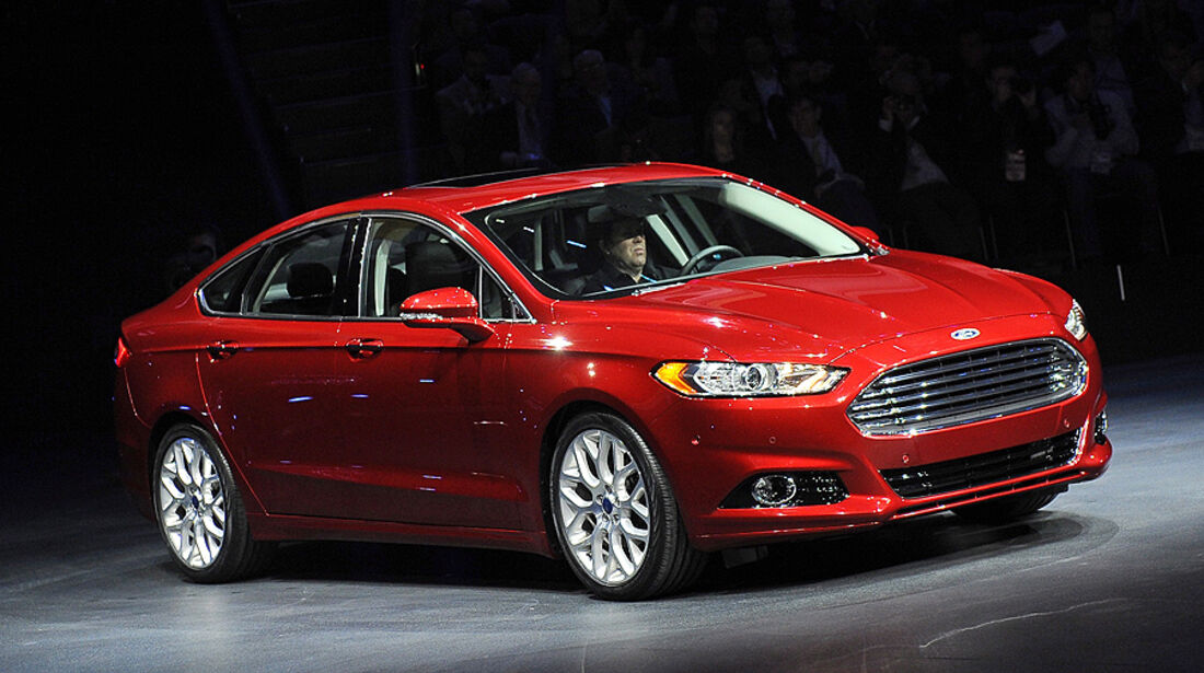 Ford Fusion/Ford Mondeo