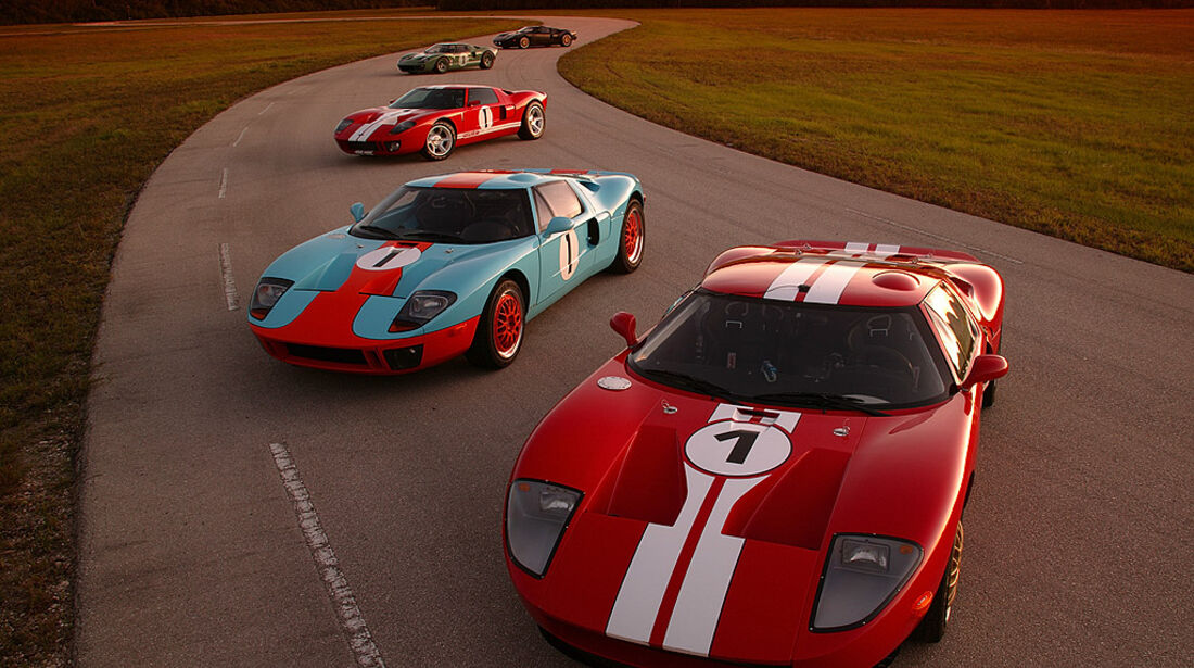 Ford GT & GT40