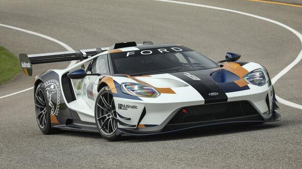 Ford GT Mk II - Rennversion - Track only