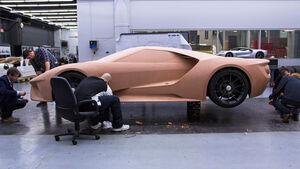 Ford Gt Supersportwagen Entwicklung
