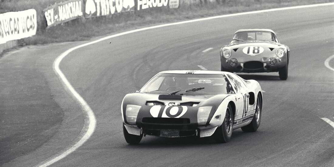 Ford GT45