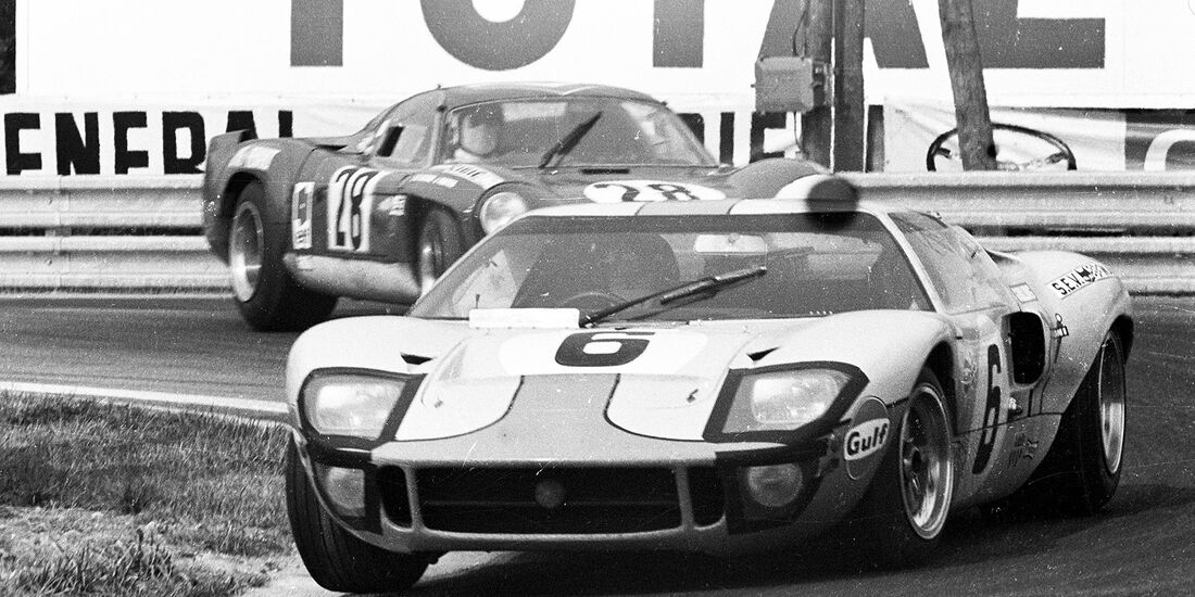 Ford GT52