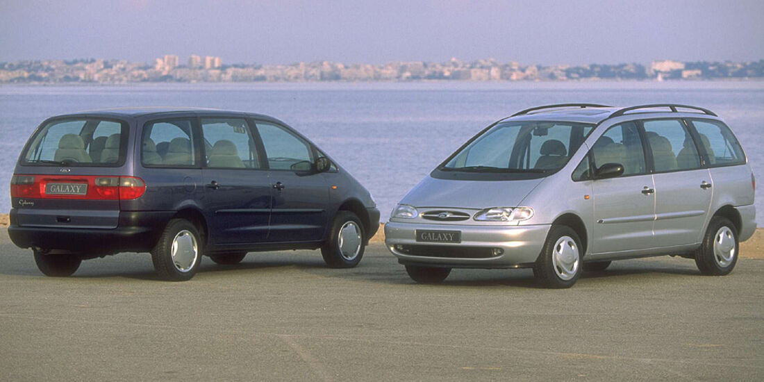 Ford Galaxy 1994
