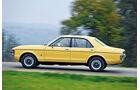 Ford Granada 2.0, Seitenansicht