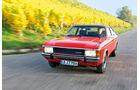 Ford Granada MH, Frontansicht