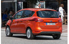 Ford Grand B-Max, Heckansicht